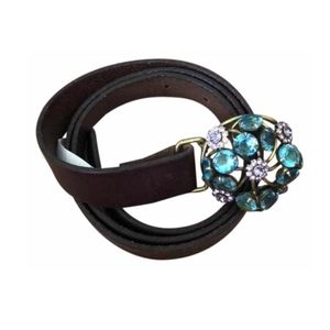 Vintage LUCKY BRAND Jewel Belt